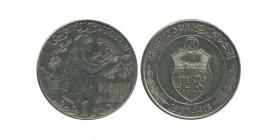 1 Dinar Tunisie