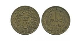 1 Franc Tunisie