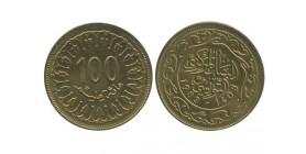 100 Millimes Tunisie