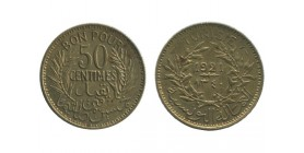 50 Centimes Tunisie