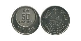 50 Francs Tunisie