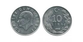 10 Lires Turquie