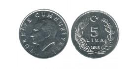 5 Lires Turquie