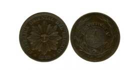 4 Centimes Uruguay