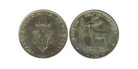 20 Lires Paul VI Vatican