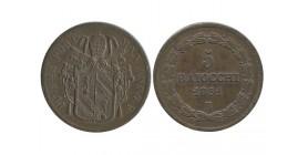 5 Baiocchi Pie IX Vatican
