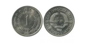 1 Dinar Yougoslavie