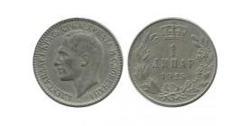 1 Dinar Alexandre I Yougoslavie