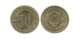50 Para Yougoslavie