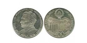 400 Dinars Yougoslavie - Argent