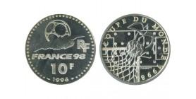 10 Francs Ideal Football Coupe du Monde de Football