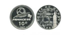 10 Francs Angleterre Football Coupe du Monde de Football