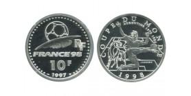 10 Francs Argentine Football Coupe du Monde de Football