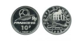 10 Francs Allemagne Football Coupe du Monde de Football