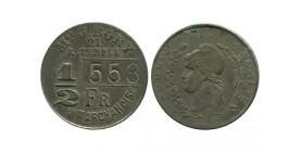 1/2 Franc En Marchandise Maison J. Bory paris