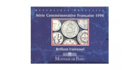 Séries B.U Séries B.U. Commémoratives en Francs