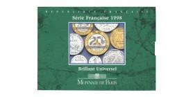 Séries B.U Séries B.U. en Francs