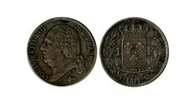 1 Franc Louis XVIII