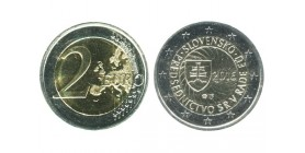 2 Euros Commemoratives Slovaquie