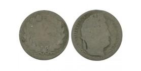 1 Franc Louis Philippe Ier Tête Laurée