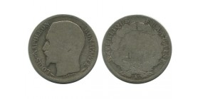 1 Franc Louis Napoleon Bonaparte