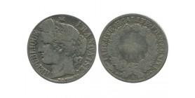 1 Franc Ceres Gouvernement de Défense Nationale