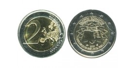 2 Euros Traité de Rome Belgique