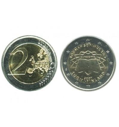 2 Euros Traité de Rome finlande