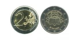 2 Euros Traité de Rome irlande