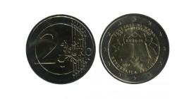 2 Euros Traité de Rome italie