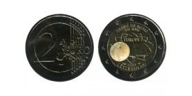 2 Euros Traité de Rome luxembourg