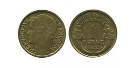 1 Franc Morlon Bronze Aluminium