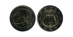 2 Euros Traité de Rome pays-bas