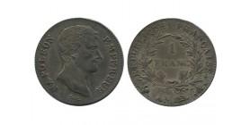 1 Franc Napoleon Empereur Calendrier Révolutionnaire