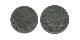 1/2 Franc Napoleon Ier Revers Empire
