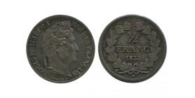 1/2 Franc Louis Philippe Ier