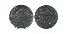 1/2 Franc Semeuse Nickel