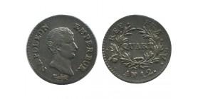 1/4 Franc Napoleon Empereur Calendrier Révolutionnaire