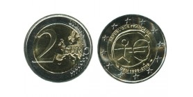 2 Euros 10 Ans de L'euro France