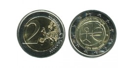 2 Euros 10 Ans de L'euro Italie