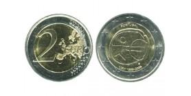2 Euros 10 Ans de L'euro Portugal