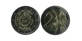 2 Euros 10ème Anniversaire Chypre