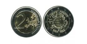 2 Euros 10ème Anniversaire Finlande