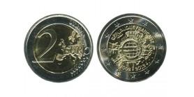 2 Euros 10ème Anniversaire France