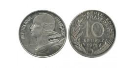 10 Centimes Lagriffoul Piéfort En Argent