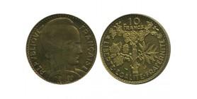 10 Francs Concours de Bazor Bronze Aluminium