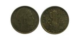 10 Francs Concours de Morlon Bronze Aluminium