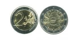 2 Euros 10ème Anniversaire Portugal