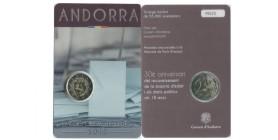 2 Euros Andorre
