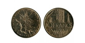 10 Francs Mathieu Essai